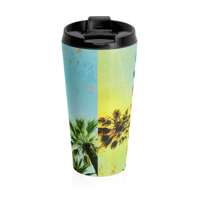 Surf Session Stainless Steel Travel Mug - Find Your Coast Brand
