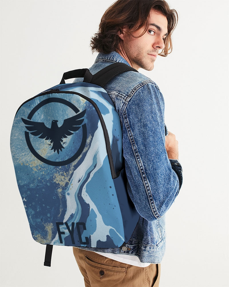 Find Your Coast Waterproof Ocean Floor Large Backpack - Find Your Coast Supply Co.
