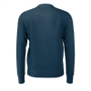 Men's Supply Co. Sustainable Solid Navy Long Sleeve Crewneck Sweatshirt - Find Your Coast Supply Co.