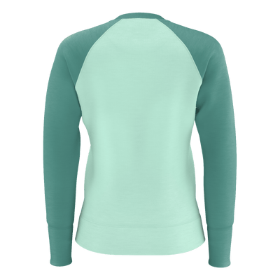 Women's Find Your Coast Adventure Supply Lightweight Raglan Sweatshirt - Find Your Coast Supply Co.