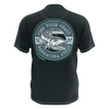 Men's Find Your Coast Barracuda Stout Recycled rPET Knit Pocket Tee - Find Your Coast Supply Co.