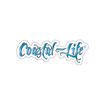FYC's Coastal Life Durable Indoor/Outdoor Kiss-Cut Stickers - Find Your Coast Supply Co.