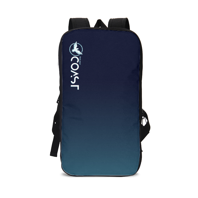 FYC Slim Backpack Teck Backpack - Find Your Coast Brand