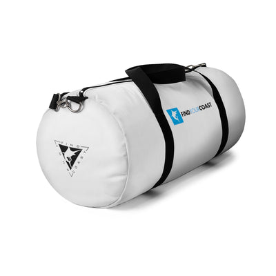 Find Your Blue Coast Fishing Duffle Bag - Find Your Coast Supply Co.