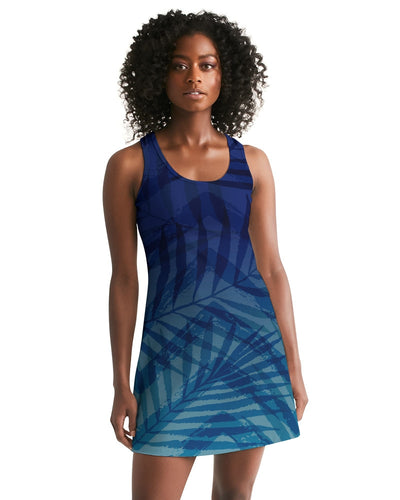 Women's It's 5 o'clock Casual Racerback Dress - Find Your Coast Supply Co.