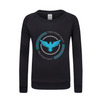 Women's Cotton Club FYC Long Sleeve Sweatshirt - Find Your Coast Supply Co.