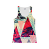 Women's Bermuda Print Breathable Tank Top