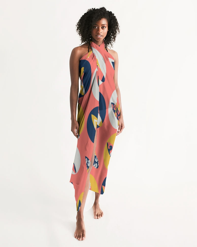 Women's Surfer Girl Swim Cover Up
