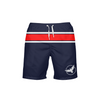 Men's Find Your Coast Classic Stripe Beach Shorts UPF 40+ w/Lining - Find Your Coast Supply Co.