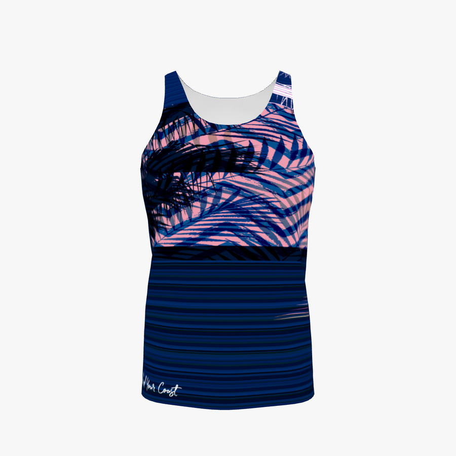 Men's Athletic Victory Tank Top - Find Your Coast Apparel