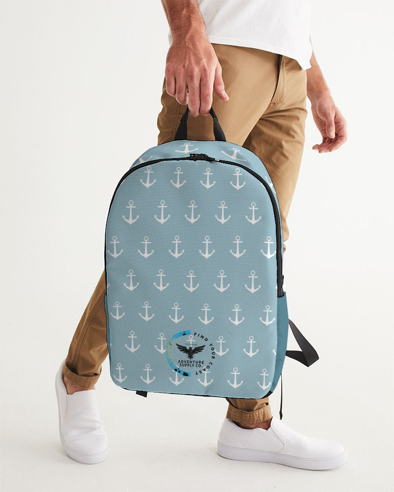 Find Your Coast Waterproof Anchors Large Backpack - Find Your Coast Supply Co.