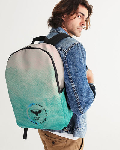 Find Your Coast Waterproof Island Inlet Large Backpack - Find Your Coast Supply Co.