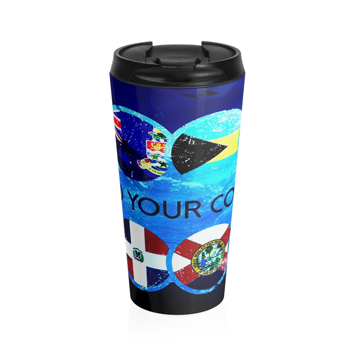 Destinations Stainless Steel Travel Mug - Find Your Coast Supply Co.