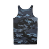 Men's Find Your Coast Mountains to Coast Camo Tank Top - Find Your Coast Supply Co.