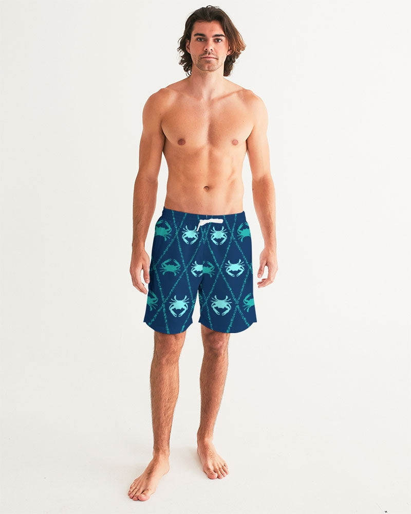 Men's FYC Crabbies Swim Shorts UPF 40 w/Lining - Find Your Coast Supply Co.