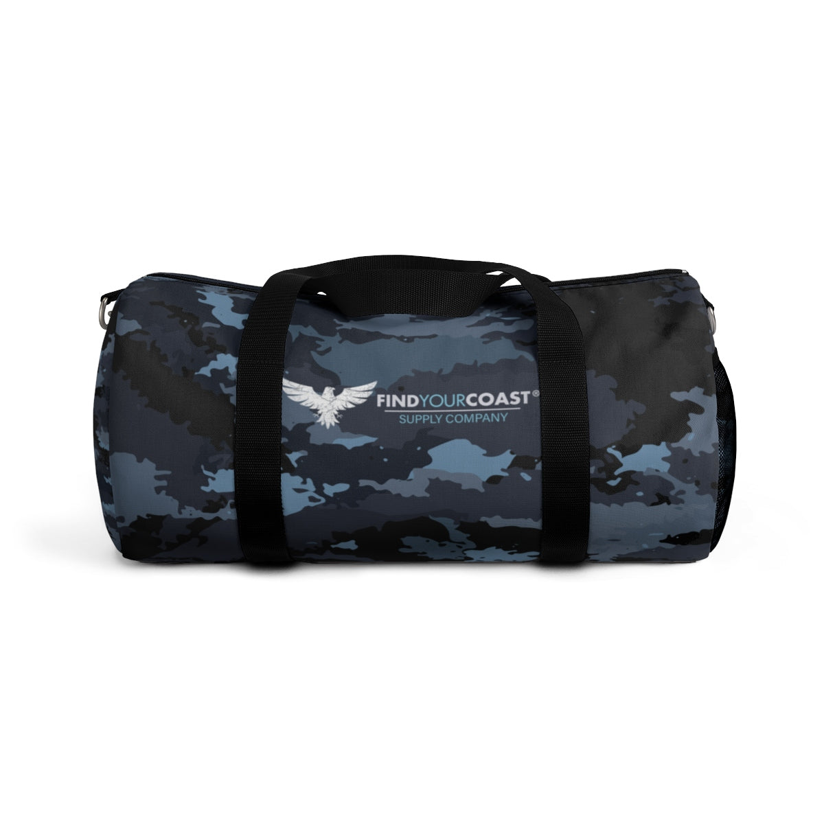 Find Your Coast Camo Duffel Bag - Find Your Coast Supply Co.