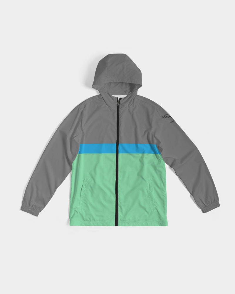 Men's FYC Lightweight Windbreaker Water Resistant Jacket