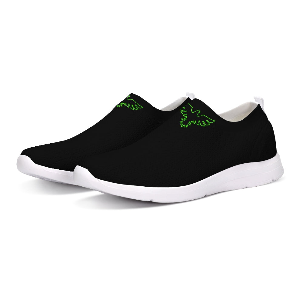 FYC Athletic Lightweight Hyper Drive Flyknit Slip-On Shoes (men's and women's sizing) - Find Your Coast Brand