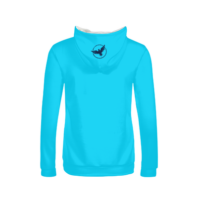 Women's Coastal Chic Long Sleeve Hoodie - Find Your Coast Supply Co.