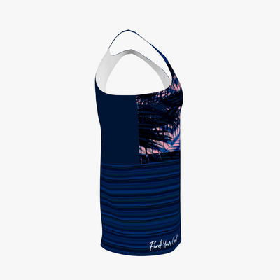 Men's Premium Victory Active Tank Top - Find Your Coast Brand