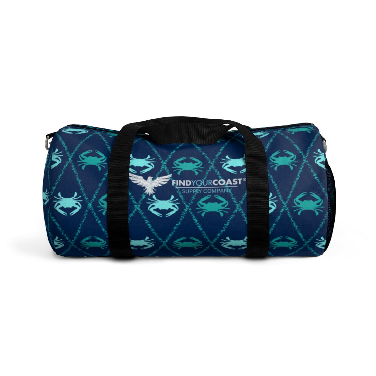Find Your Coast Crabby Duffel Bag - Find Your Coast Supply Co.