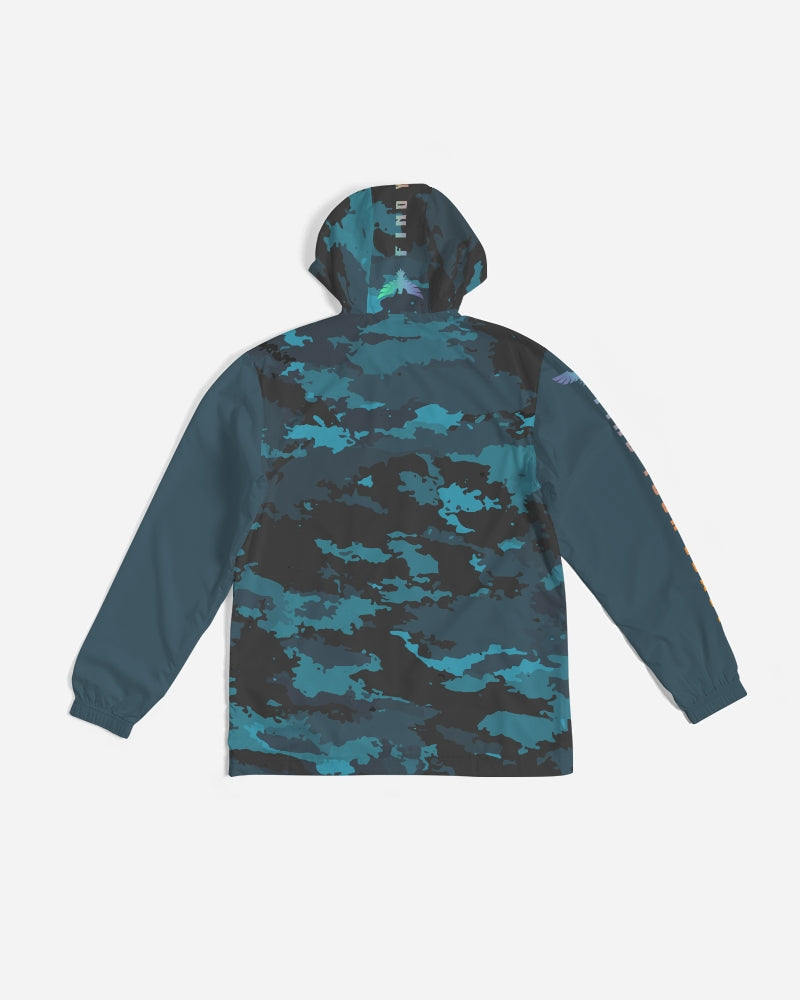 Find Your Coast High Seas Windbreaker