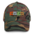 Find Your Coast Palm Season Unstructured Sport Hat (Black, Navy, Camo) - Find Your Coast Supply Co.