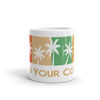Find Your Coast Palms Coffee Mugs (11 oz and 15 oz) - Find Your Coast Supply Co.