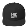 FYC Fish Premium Adjustable High Profile Snapback Hat - Find Your Coast Supply Co.