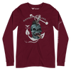 Men's Supply Co. Adventure Like Versatile Long Sleeve Crewneck Tees - Find Your Coast Supply Co.