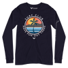 Men's Supply Co. Surf Club Versatile Long Sleeve Crewneck Tees - Find Your Coast Supply Co.