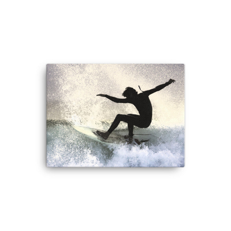 Surf Session - Canvas - Find Your Coast Brand