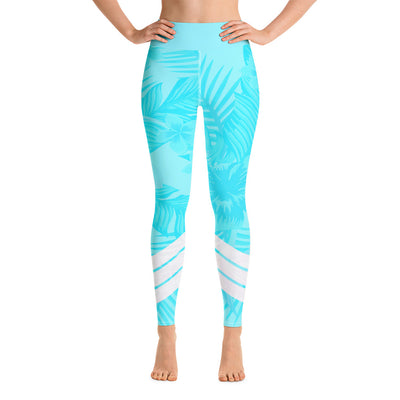 Women's Active Comfort Sport Venture Pro Wild Life Full Length Leggings - Find Your Coast Supply Co.