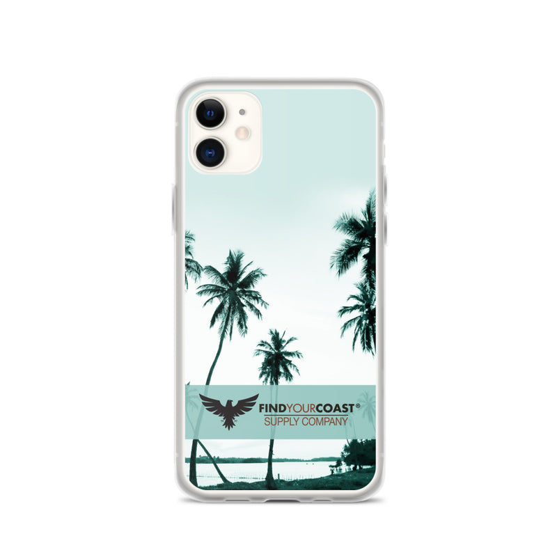 Find Your Coast iPhone 11 Case