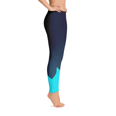 All Day Comfort Full Length Leggings - Emprise Series - Find Your Coast Apparel