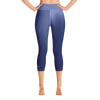 Women's Active Comfort Sport Hyper Drive Capri Leggings - Find Your Coast Supply Co.