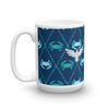 Find Your Coast Crabby Coffee Mugs (11 and 15 oz) - Find Your Coast Supply Co.