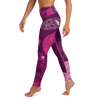 Women's Active Comfort Crossover Skull Candy Full Length Sport Leggings - Find Your Coast Supply Co.