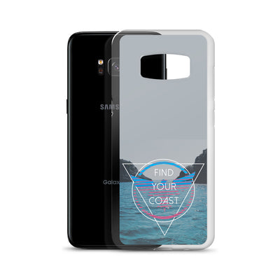 Samsung Galaxy Case S7, S7 edge, S8, S8+, S9, S9+ - Find Your Coast Apparel