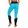 Women's Active Comfort Crossover Beyond Full Length Sport Leggings - Find Your Coast Supply Co.