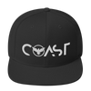 Find Your Coast Premium Adjustable Snapback Hat - Find Your Coast Supply Co.
