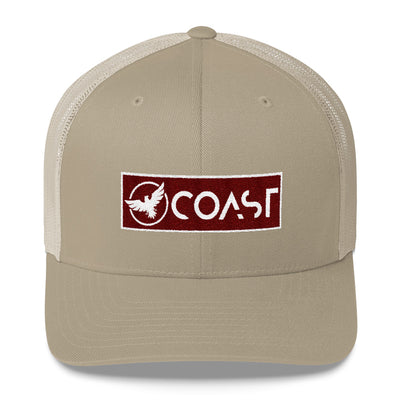 Find Your Coast Vintage Trucker Cap - Find Your Coast Apparel