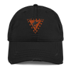 Find Your Coast Marlin Distressed Vintage Unstructured Sport Hat - Find Your Coast Supply Co.