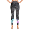 Women's Active Comfort Sport Carbon Leaf Leggings - Find Your Coast Supply Co.