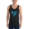 Men's Blue Coast Fishing Classic Tank Top - Find Your Coast Supply Co.