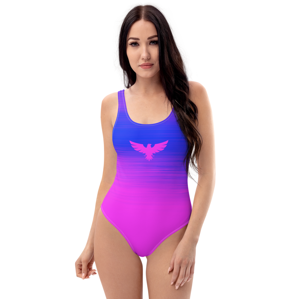 Women's FYC Summer Eclipse One-Piece Swimsuit