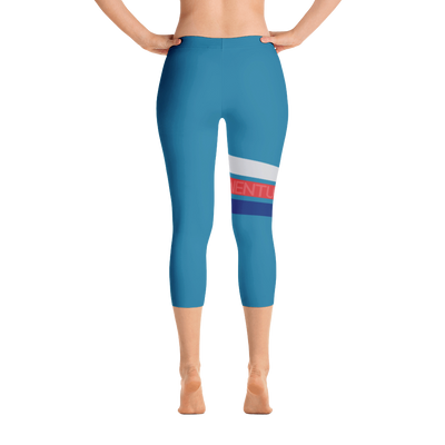 All Day Comfort Venture Pro Capri Leggings - Find Your Coast Brand