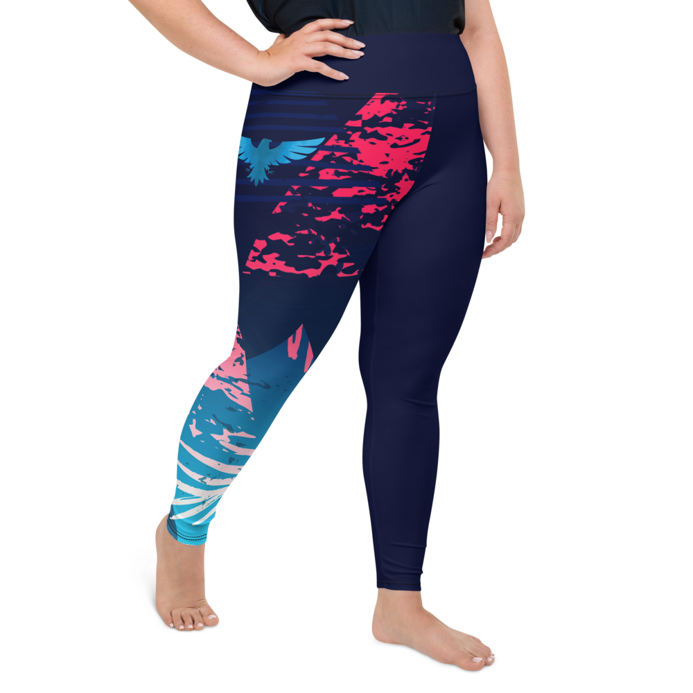Women's All Day Comfort Victory Plus Size Leggings