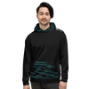 Men's Caribbean Adventure Long Sleeve Hoodie Sweatshirt w/Kangaroo Pocket - Find Your Coast Supply Co.