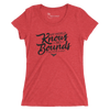 Women's My World Knows No Bounds Triblend Tee Shirt - Find Your Coast Supply Co.